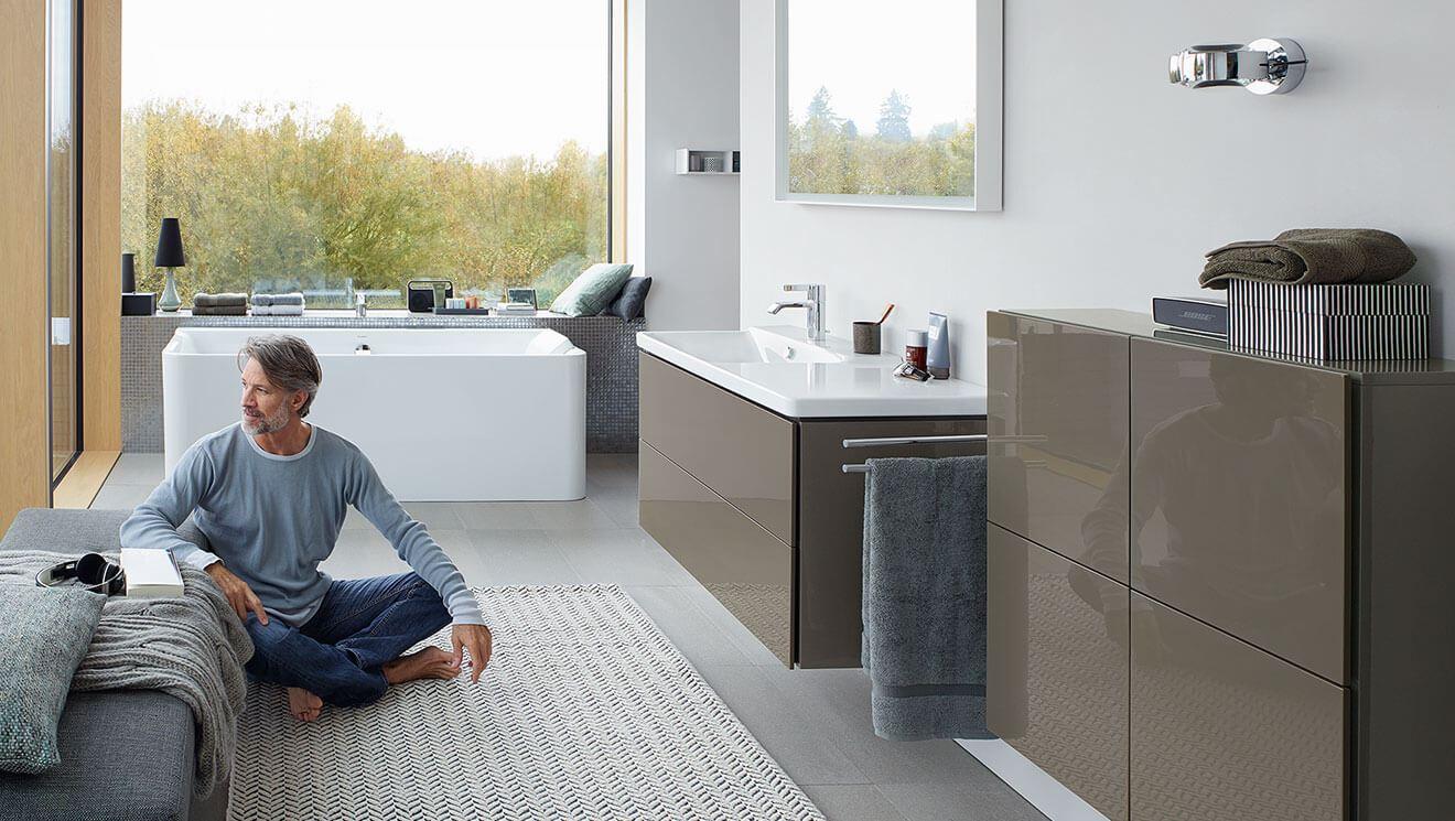 Badezimmer einrichten - ob Neubau, Renovierung, Umgestaltung oder technischer Ausbau