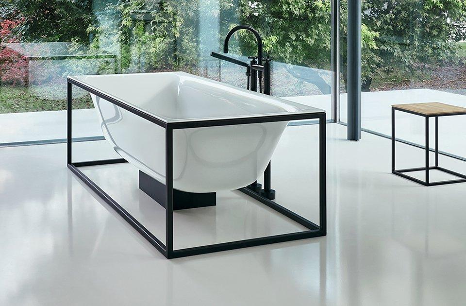 Hersteller Bette freistehende Badewanne Shape