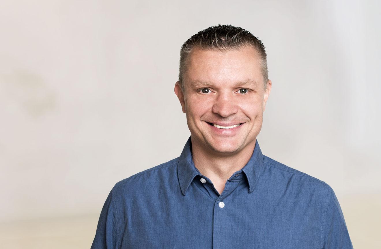 Steven Dehne - Ansprechpartner Planung und Beratung
