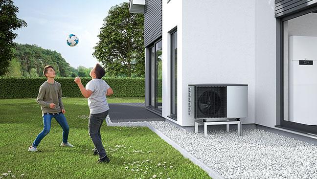 Solaranlage von Viessmann führt zu Energie-Effizienz und Nachhaltigkeit