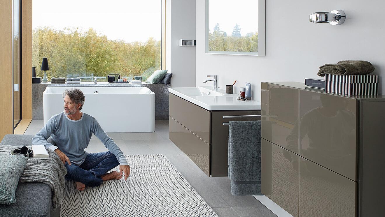 Leistungen Komplettbad - Wände & Böden